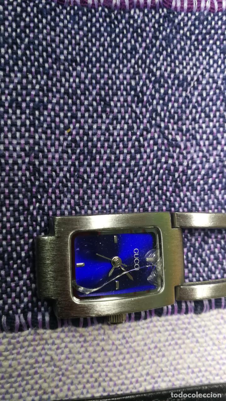 Recambios de relojes: Lote de 8 relojes VARIADOS están sin comprobar por tanto para reparar, repasar o piezas - Foto 30 - 140278422
