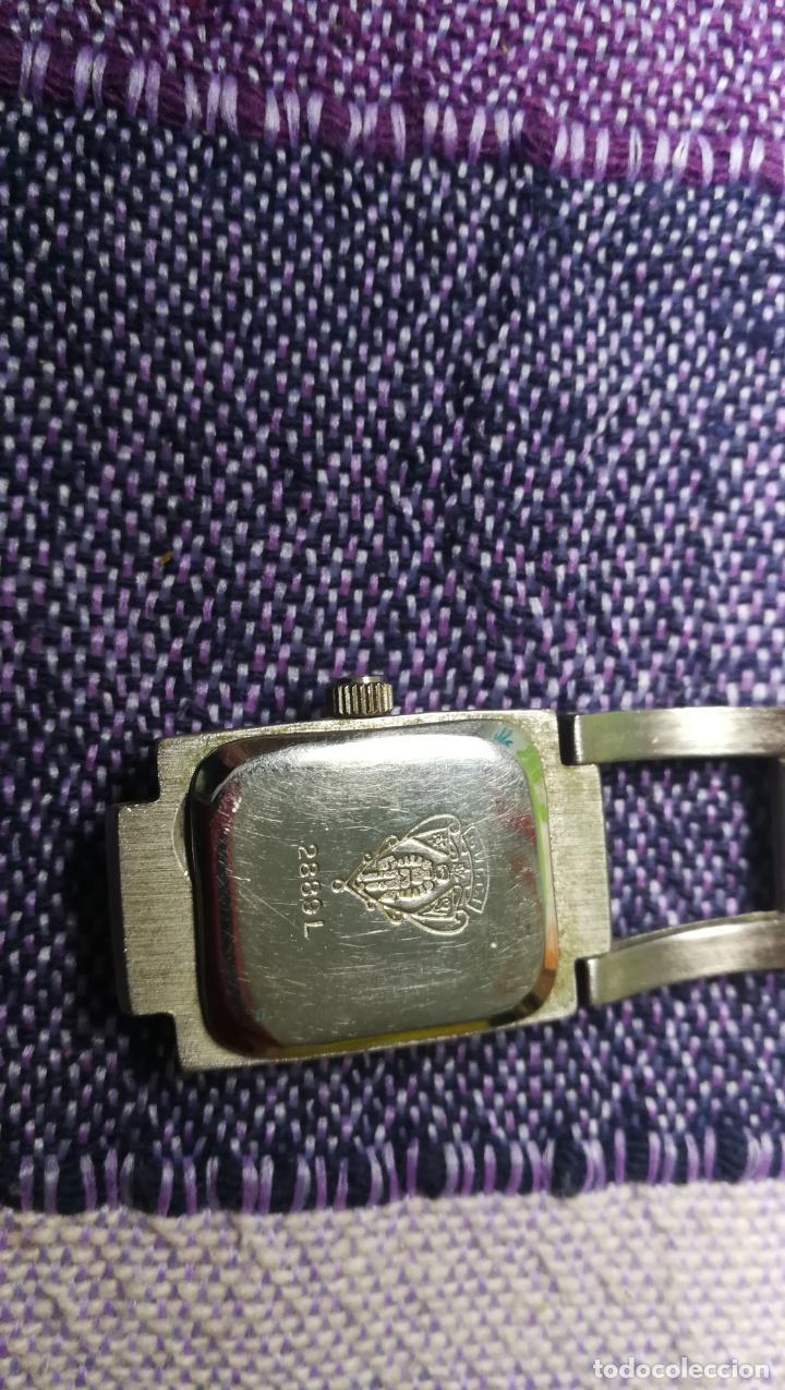 Recambios de relojes: Lote de 8 relojes VARIADOS están sin comprobar por tanto para reparar, repasar o piezas - Foto 31 - 140278422