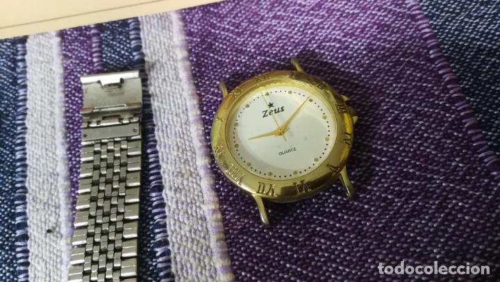 Recambios de relojes: Lote de 8 relojes VARIADOS están sin comprobar por tanto para reparar, repasar o piezas - Foto 33 - 140278422