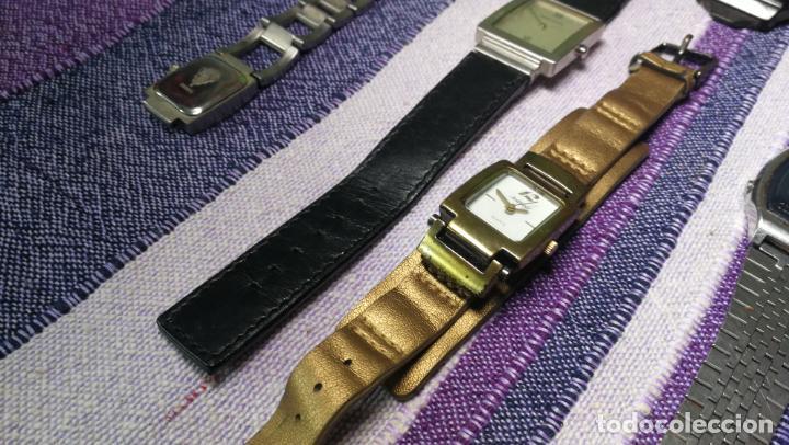 Recambios de relojes: Lote de 8 relojes VARIADOS están sin comprobar por tanto para reparar, repasar o piezas - Foto 35 - 140278422