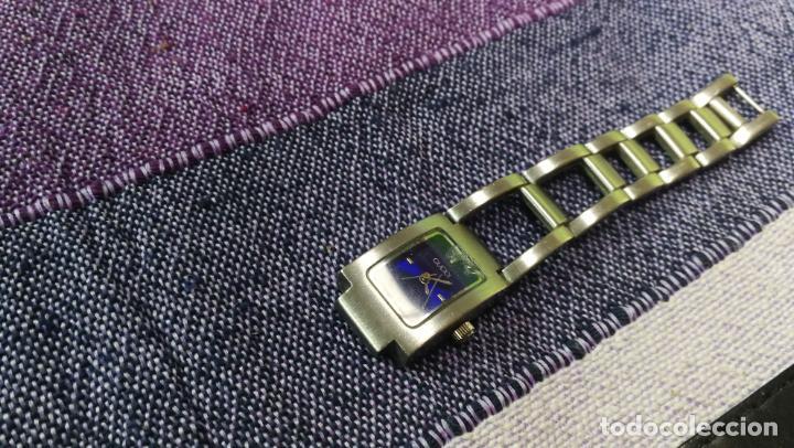 Recambios de relojes: Lote de 8 relojes VARIADOS están sin comprobar por tanto para reparar, repasar o piezas - Foto 37 - 140278422
