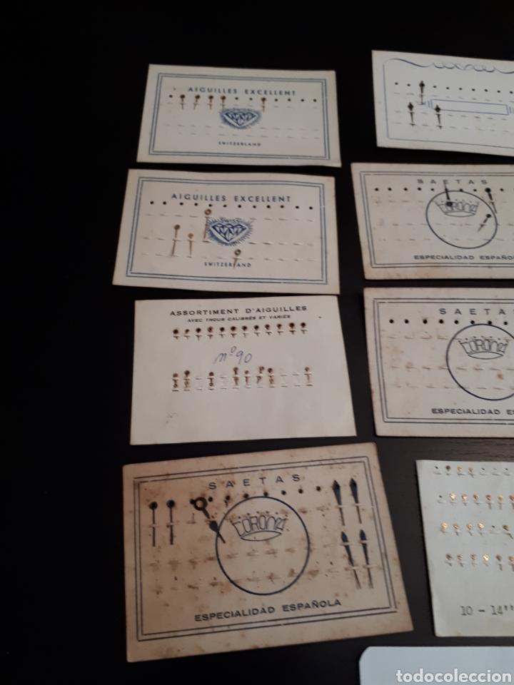 Recambios de relojes: Lote recambios relojes antiguos A - Foto 3 - 142112322