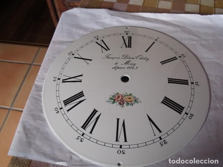 ANTIGUA ESFERA ABOMBADA PARA RELOJ MOREZ PESAS- LOTE 112 (Relojes - Recambios)