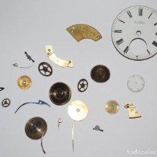 Recambios de relojes: PIEZAS RELOJ SEMICATALINO A. COTTON BIRMINGHAM. Lote 143755762