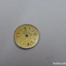 Recambios de relojes: ESFERA. OMEGA 483. Lote 144828314