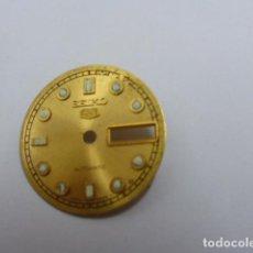 Recambios de relojes: ESFERA. SEIKO 2906. Lote 145158562