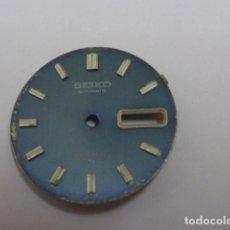 Recambios de relojes: ESFERA SEIKO.. Lote 145158646