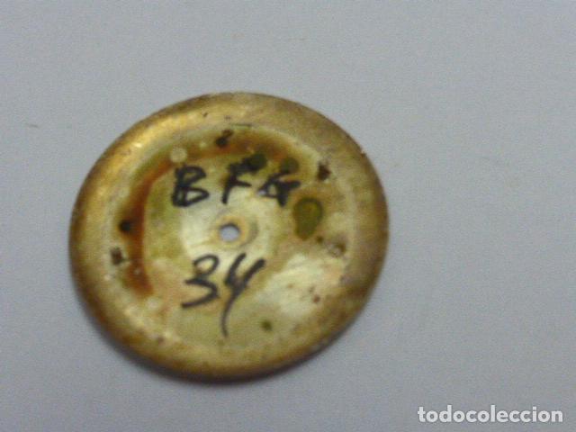 Recambios de relojes: Esfera Bfg 34 - Foto 2 - 145240598