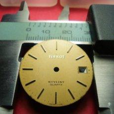 Recambios de relojes: TISSOT - 784 - COLOR CAVA. Lote 145617142