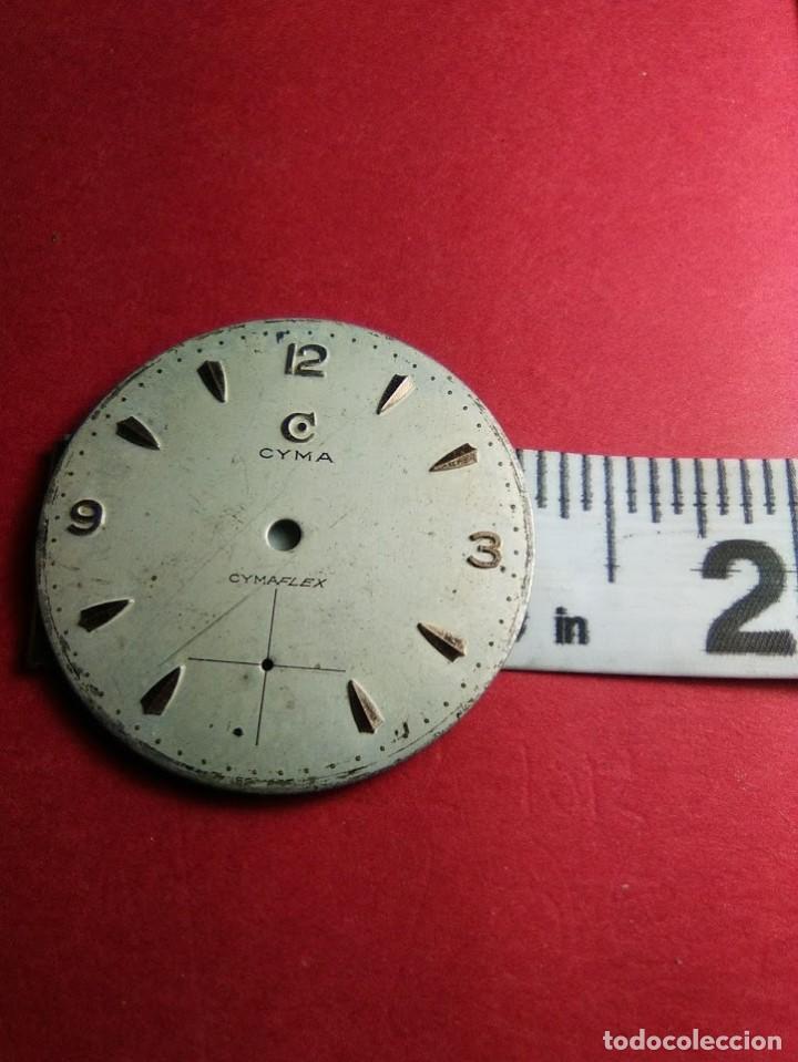 CYMA CAB. ESFERA ORIGEN VINTAGE (Relojes - Recambios)