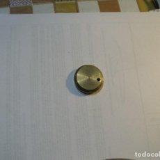 Recambios de relojes: LENTEJA REGULABLE PARA MAQUINARIA PARIS-LOTE 154. Lote 146165302