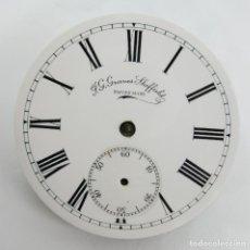 Recambios de relojes: MOVIMIENTO DE RELOJ DE BOLSILLO. Lote 146881278