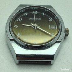 Recambios de relojes: RELOJ SIN LA PULSERA - SORIENTER - NO FUNCIONA. Lote 147047294