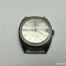 Recambios de relojes: RELOJ SIN LA PULSERA - CONTINENTAL - NO FUNCIONA . Lote 147051066