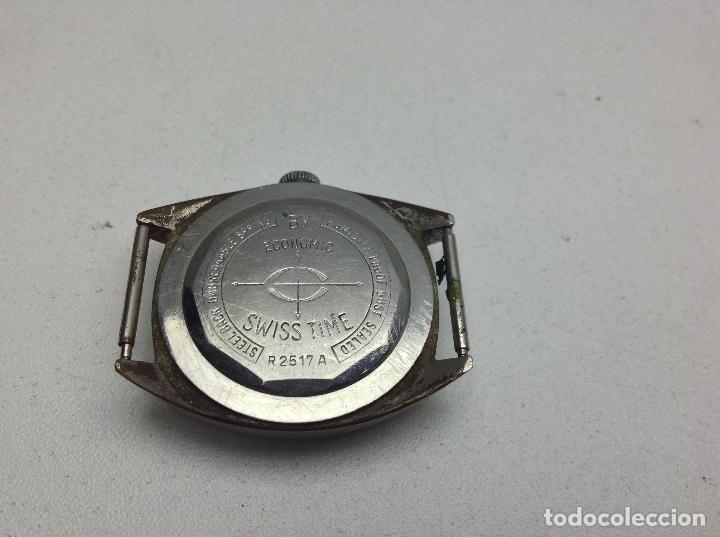 Recambios de relojes: RELOJ SIN LA PULSERA - CONTINENTAL - NO FUNCIONA - Foto 3 - 147051066