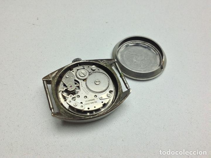 Recambios de relojes: RELOJ SIN LA PULSERA - CONTINENTAL - NO FUNCIONA - Foto 4 - 147051066