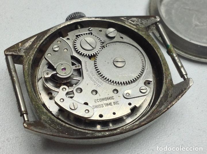 Recambios de relojes: RELOJ SIN LA PULSERA - CONTINENTAL - NO FUNCIONA - Foto 5 - 147051066