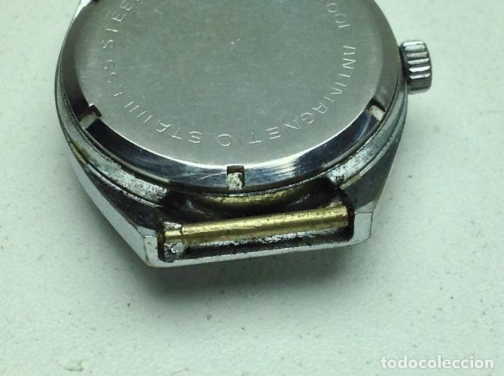 Recambios de relojes: RELOJ SIN LA PULSERA - TITAN - NO FUNCIONA - Foto 4 - 147156866