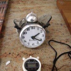 Recambios de relojes: RELOJ DE MURCIELAGO Y CRONOMETRO- LOTE 158. Lote 147187094