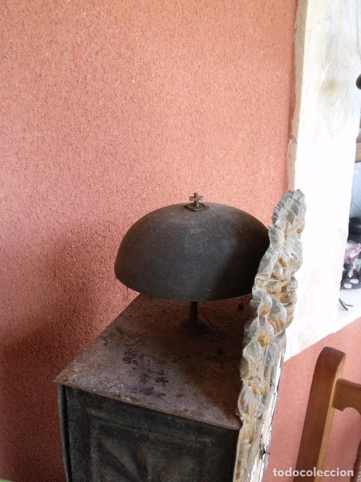 Recambios de relojes: ¡¡GRAN OFERTA !! Antigua MAQUINARIA MOREZ -año 1880-REPITE HORAS- para restaurar o piezas-lote 2 - Foto 5 - 148400566