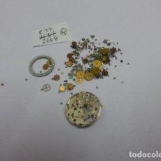 Pièces de rechange de montres et horloges: ETA 2658. Lote 148530218