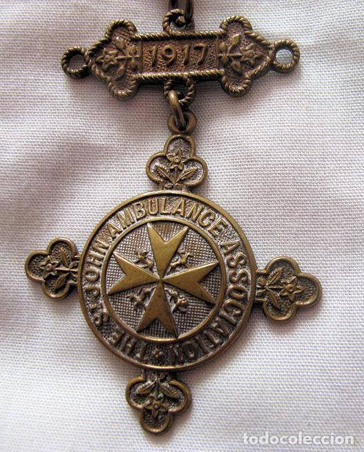 Recambios de relojes: CADENA LEONTINA RELOJ DE BOLSILLO 1917 - Foto 5 - 148789478