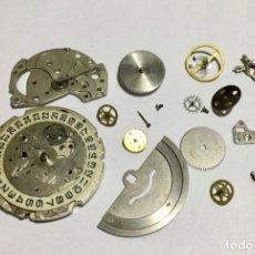 Recambios de relojes: PIEZAS DE UN MECANISMO AUTOMATICO DE HOMBRE CAL.MIYOTA . Lote 148863634