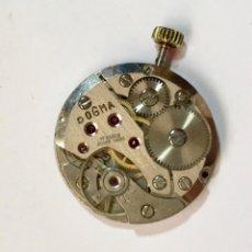 Recambios de relojes: MOVIMIENTO FIRMADO DOGMA CAL. AS 1790/92. Lote 149136258