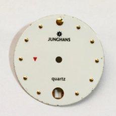 Recambios de relojes: ESFERA JUNGHANS 25,4 M/M.Ø. Lote 149138238