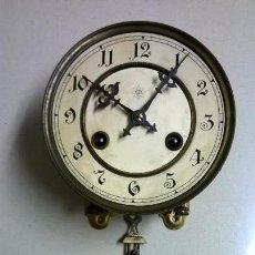 Recambios de relojes: MAQUINA DE RELOJ PARED.MARCA JUNGHANS.. Lote 159563244