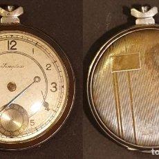 Recambios de relojes: RELOJ DE BOLSILLO SIMPLEX PARA REPARAR O PIEZAS. Lote 150044350