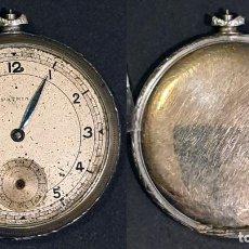 Recambios de relojes: RELOJ DE BOLSILLO PATRIA - PARA REPARAR O PIEZAS. Lote 150044702