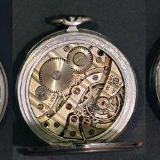 Recambios de relojes: RELOJ DE BOLSILLO SERGINES - PARA REPARAR O PIEZAS. Lote 150047522