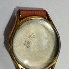 Recambios de relojes: CAJA DE RELOJ VITAGE PLAQUÉ ORO . MEDIDAS : EXT. 34 Ø - INT. 32 Ø .. Lote 150328402