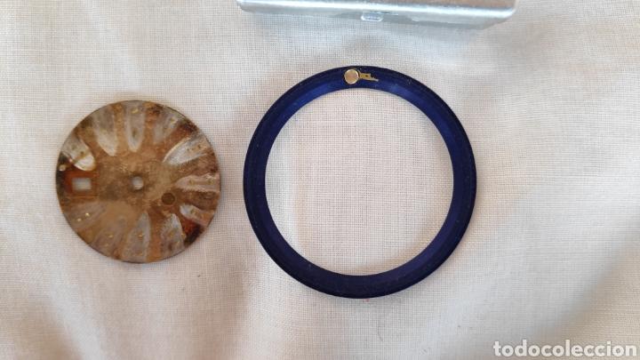 Recambios de relojes: ESFERA Y BISEL ROLEX SUBMARINER ORIGINAL 16618 - Foto 4 - 150976114