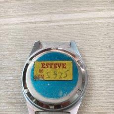 Recambios de relojes: CAJA PARA RELOJ ESTEVE SIN USAR 36 MM. Lote 151713605