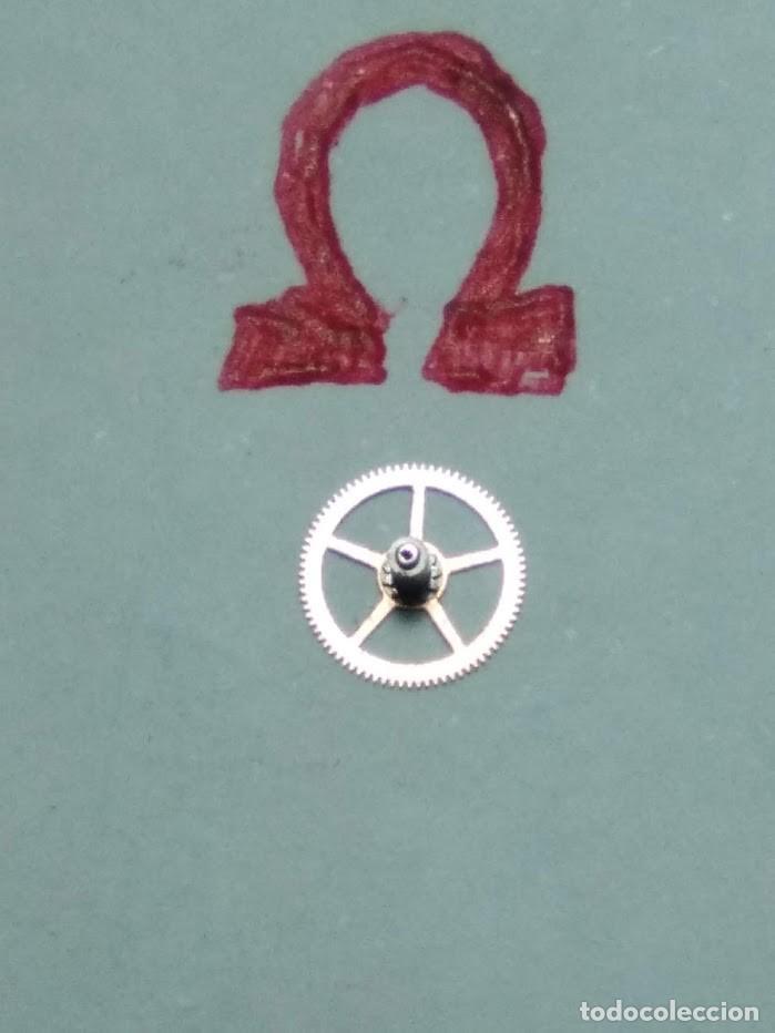 OMEGA - 1012 - RUDA. MINUTOS (Relojes - Recambios)