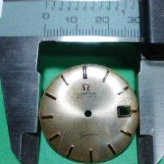 Recambios de relojes: OMEGA - ESFERA PARA CALENDARIO BLANCA. Lote 152489718