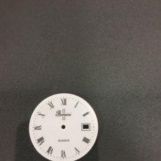 Recambios de relojes: ESFERA RELOJ CABALLERO. Lote 152677726