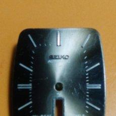 Recambios de relojes: ESFERA - SEIKO SRA. ( 2 FOTOS ). Lote 153824126