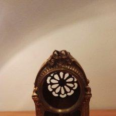 Recambios de relojes: CARCASA ANTIGUO RELOJ DE BRONCE. Lote 153971994