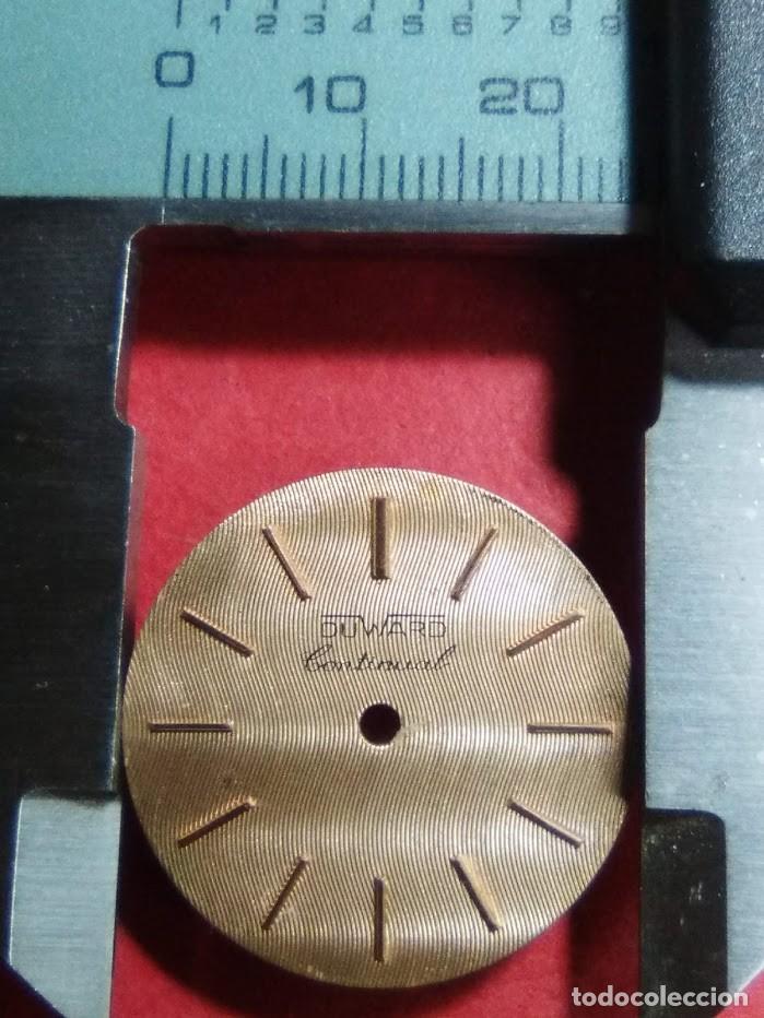 ESFERA COLOR CAVA (Relojes - Recambios)