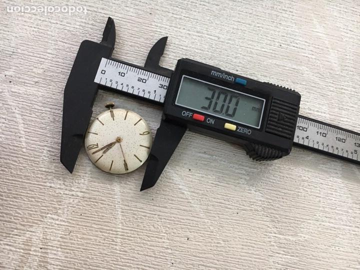 Recambios de relojes: Maquinaria AUTOROTOR 25 j PUW 1260 funciona - Foto 4 - 155889909