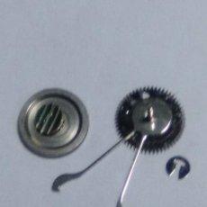Recambios de relojes: SEIKO - 7S26A - RDAS Y PINZA PARA CARGA DE AUTOMÁTICO (COD. - AV) 2 FOTOS. Lote 156512202