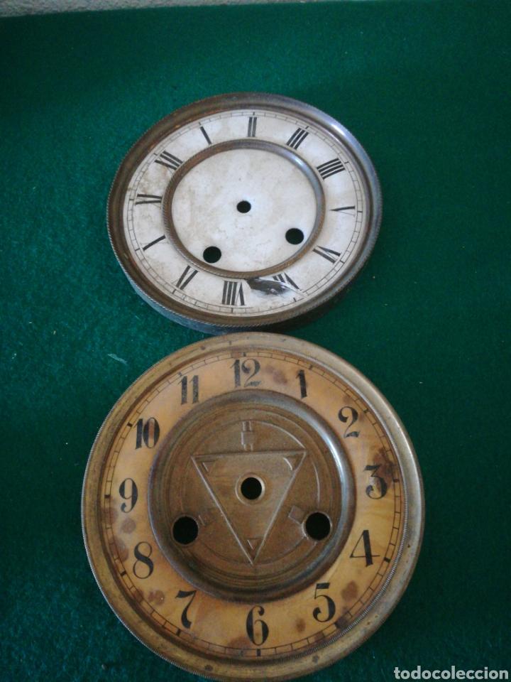 ESFERAS DE RELOJ (Relojes - Recambios)
