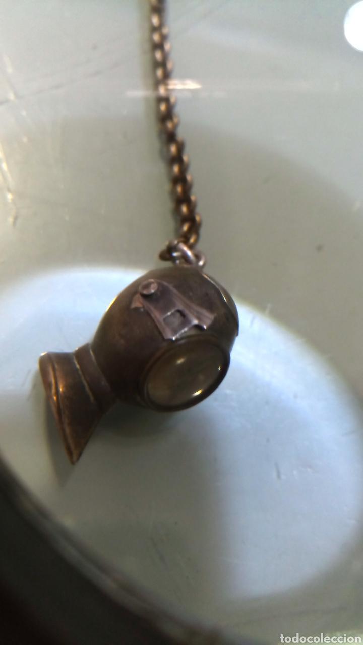 Recambios de relojes: Leontina o cadena para reloj de bolsillo - Foto 7 - 157709482