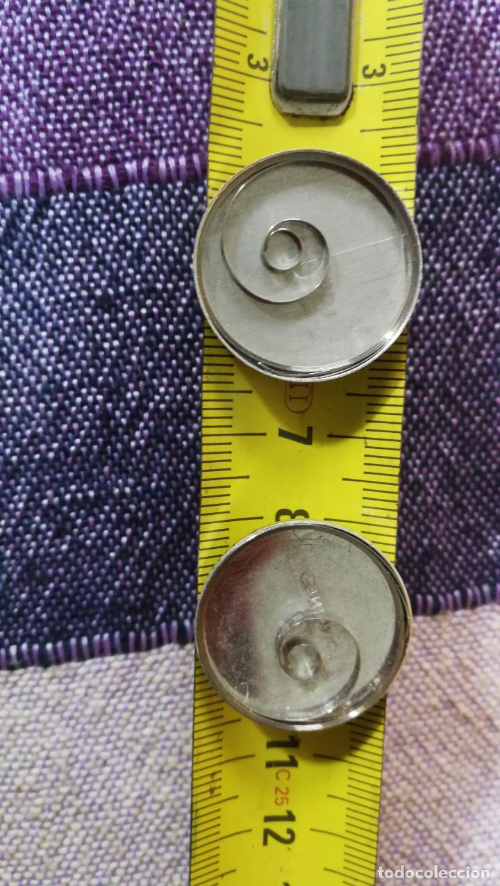 Recambios de relojes: LOTE LONGINES, 1 reloj, 2 esferas, 2 tapas con cuerda creo y armis o correa de caballero todo - Foto 47 - 157736442