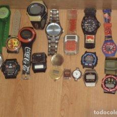 Recambios de relojes: LOTE DE RELOJES.. Lote 157811422