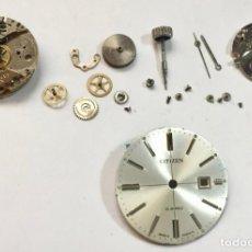Recambios de relojes: PIEZAS RELOJ CITIZEN CAL. 6100. Lote 157904682