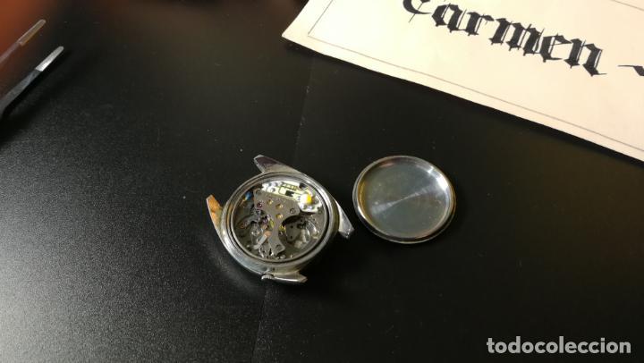 Recambios de relojes: RELOJ CITIZEN COSMOTRON, para reparar o para piezas, miren las fotos - Foto 16 - 157988902